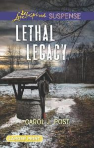 cover of Lethal Legacy by Carol J. Post