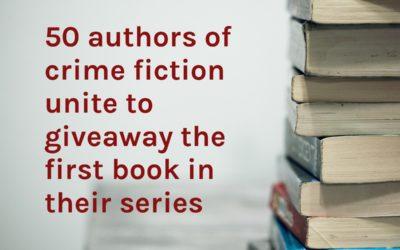 50 Author Crime Fiction Giveaway